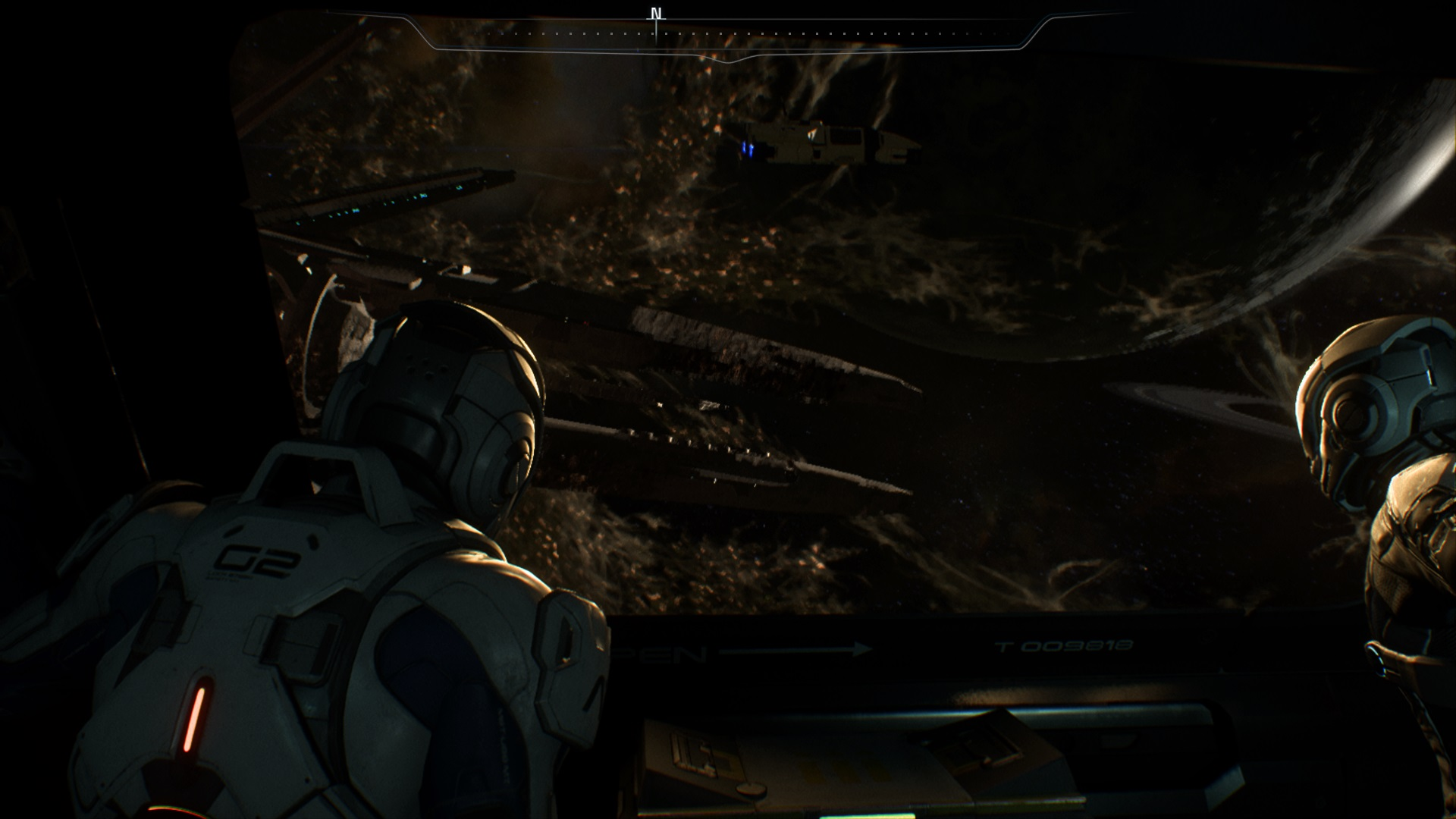 Mass Effect Andromeda \u2013 Ryders on the Scourge (Review) \u2013 The Late