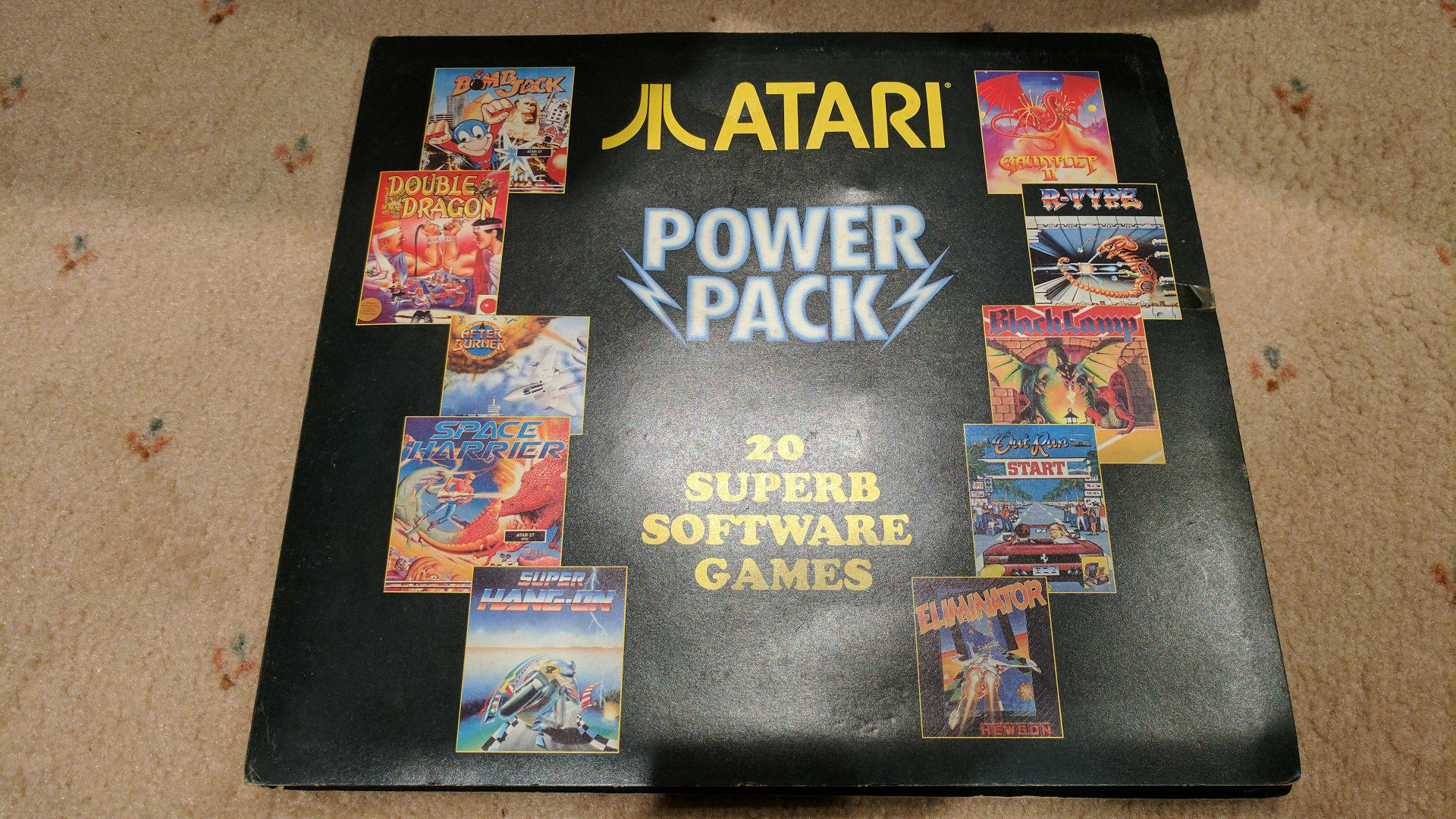 Checking out the Atari ST's Power Pack – The Late Night Session