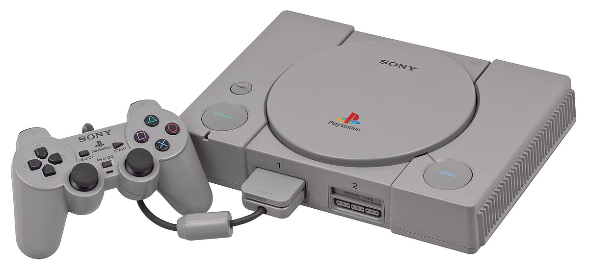 Playstation - the original