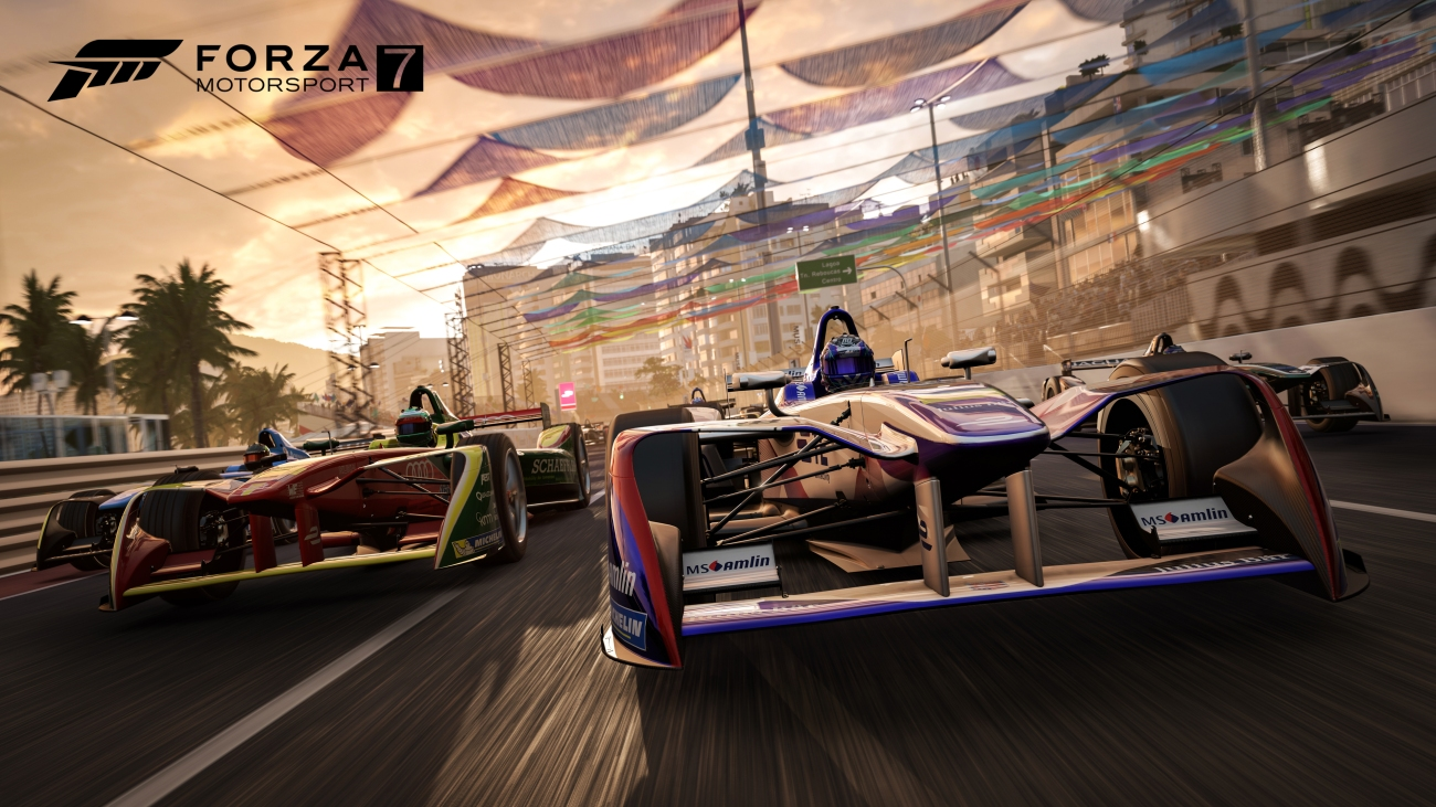 Forza Motorsport 7 Reviews Front Shot