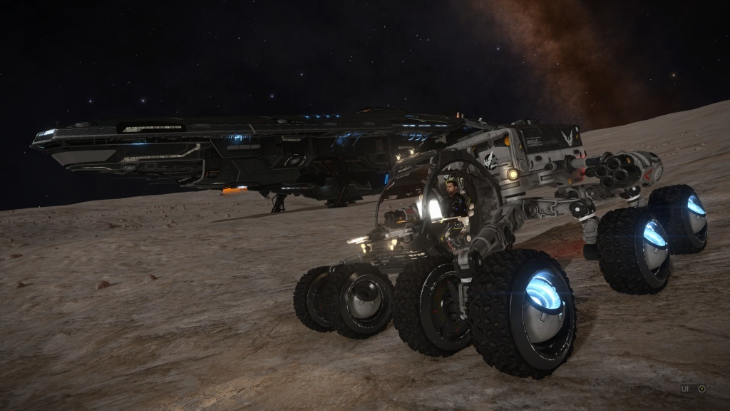Elite Dangerous: Beyond Chapter One (Review) – The Late