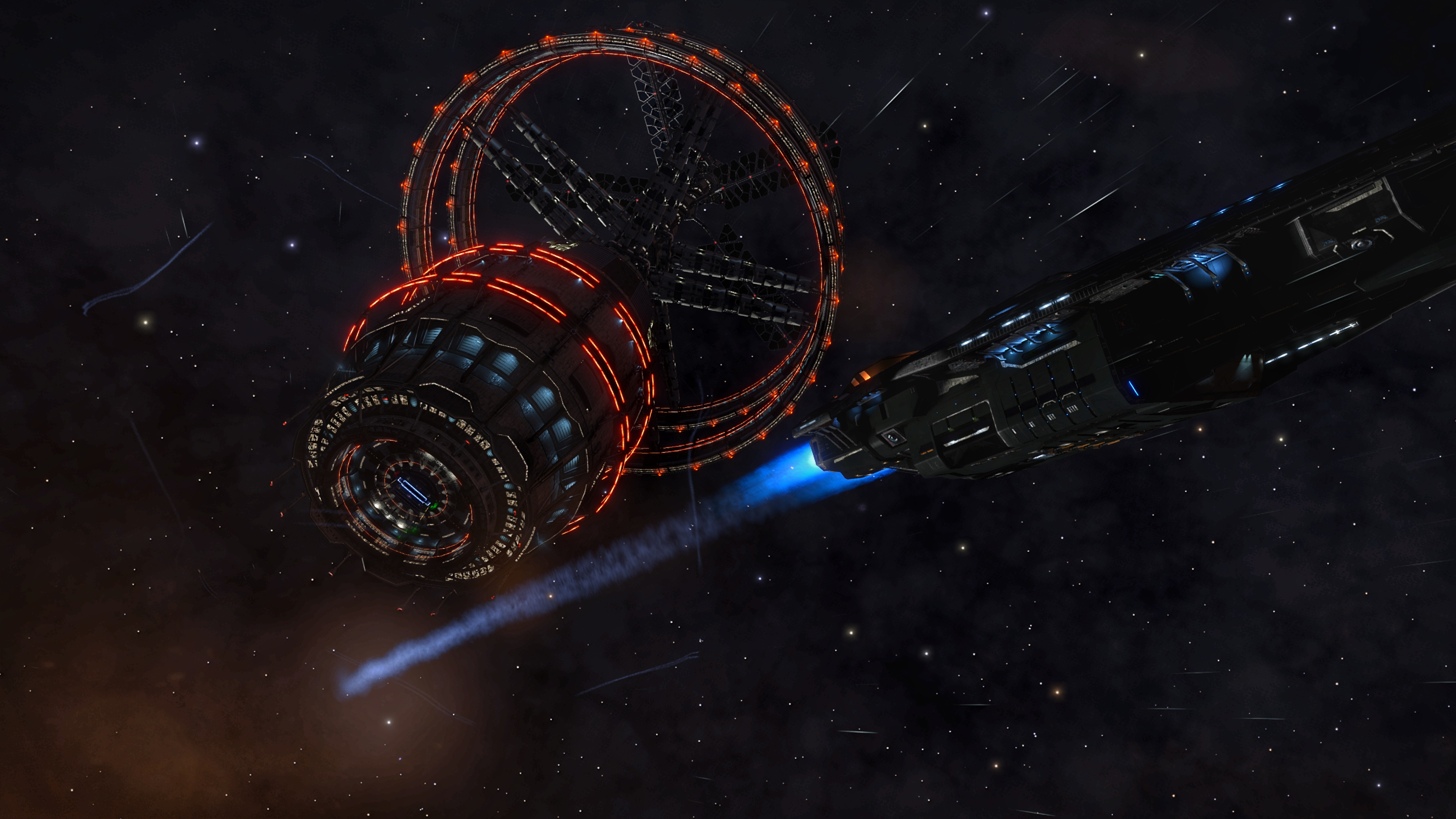 Elite Dangerous: Beyond Chapter Three Impressions (so far