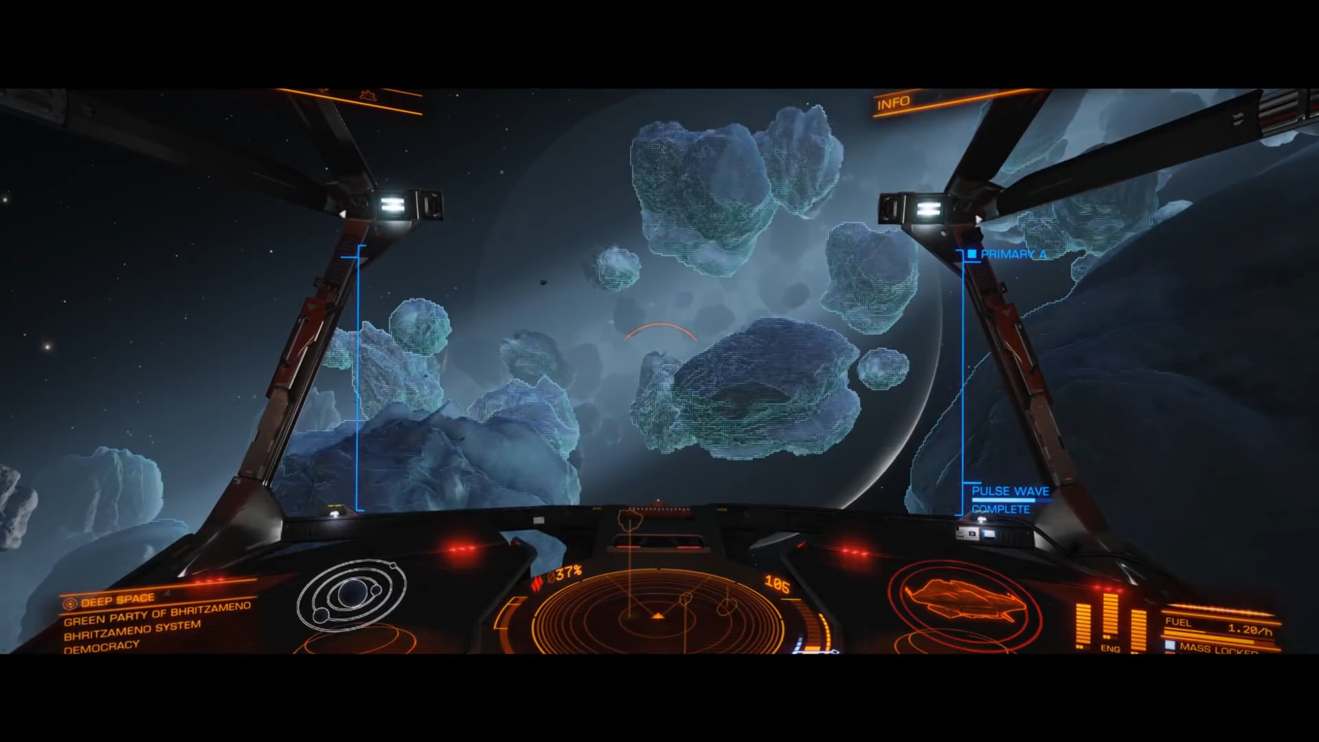 New Exploration and Mining tutorials for Elite Dangerous: Beyond