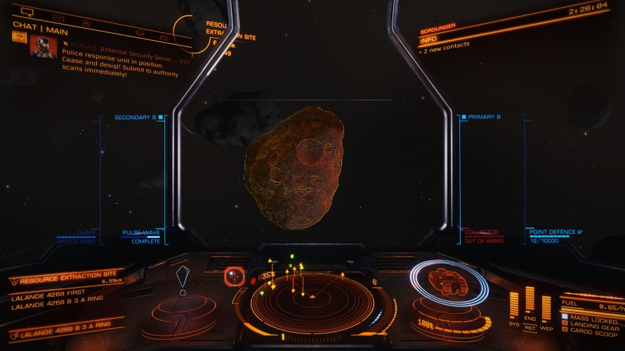Elite Dangerous: Beyond Chapter Four Impressions (So Far) – The Late