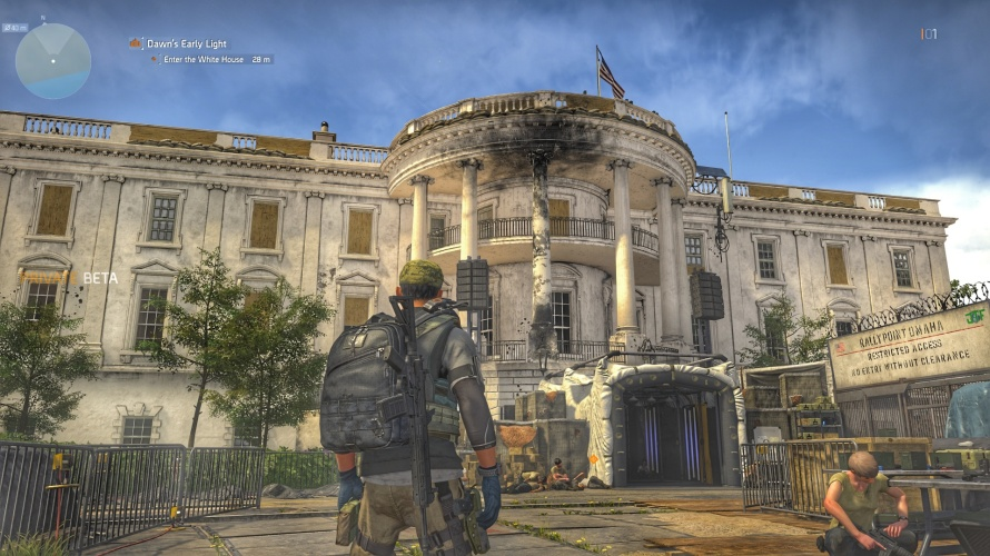The Division 2 Beta Impressions – The Late Night Session
