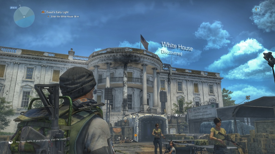 Tom Clancy's The Division 2 (Review) – The Late Night Session