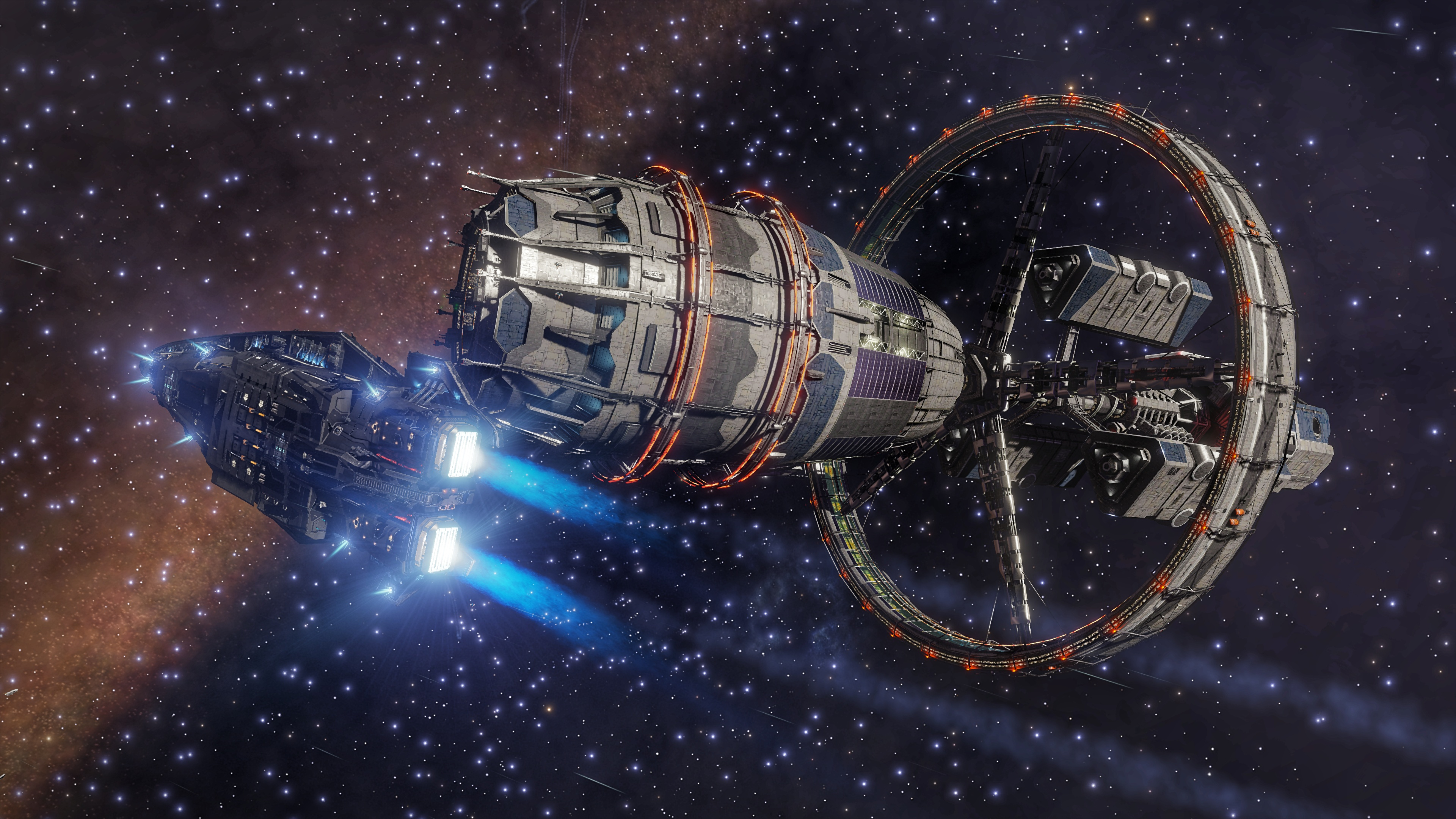 Game Pass goes galactic (again) with the arrival of Elite Dangerous