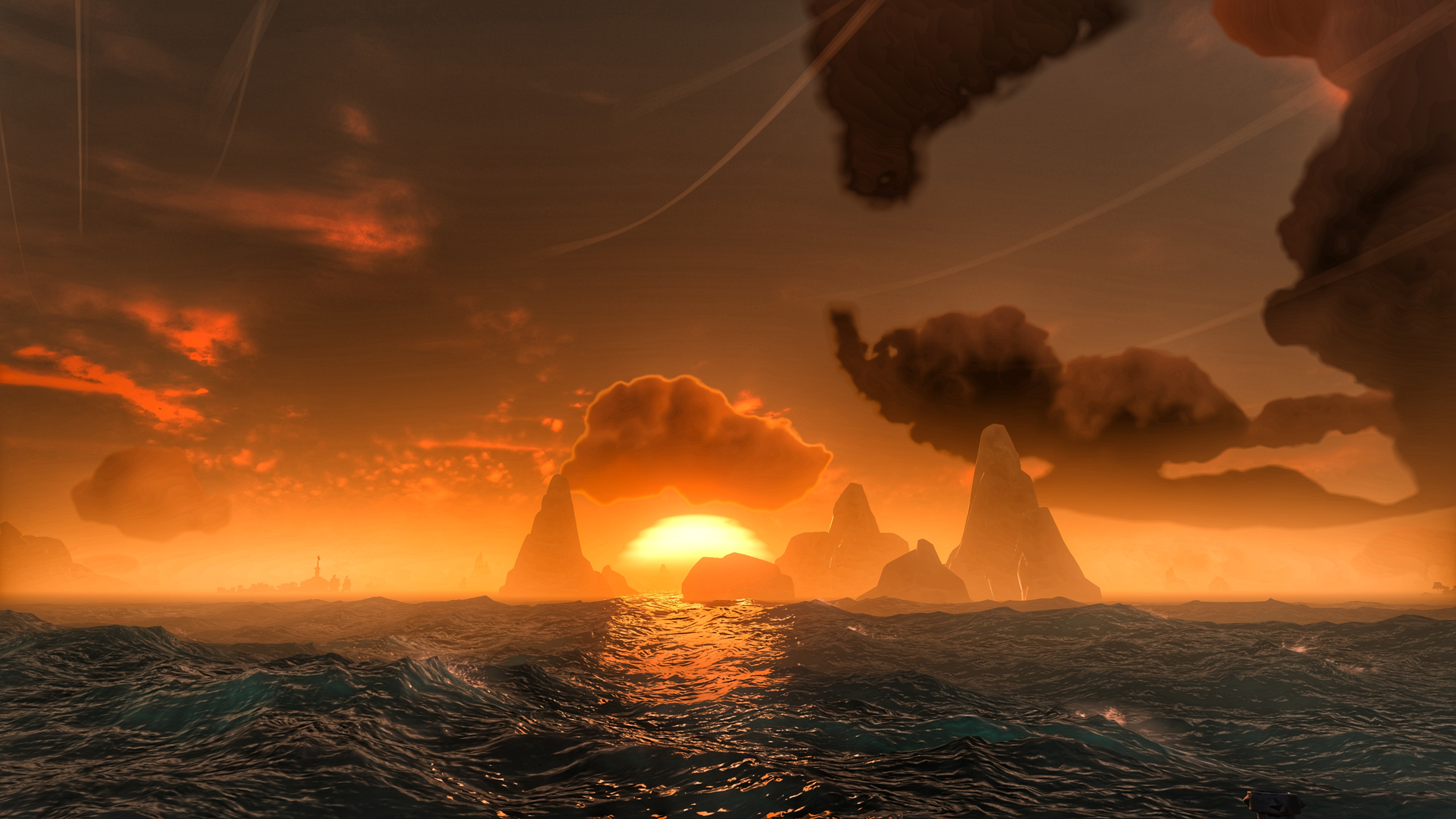 Postcards from Sea of Thieves