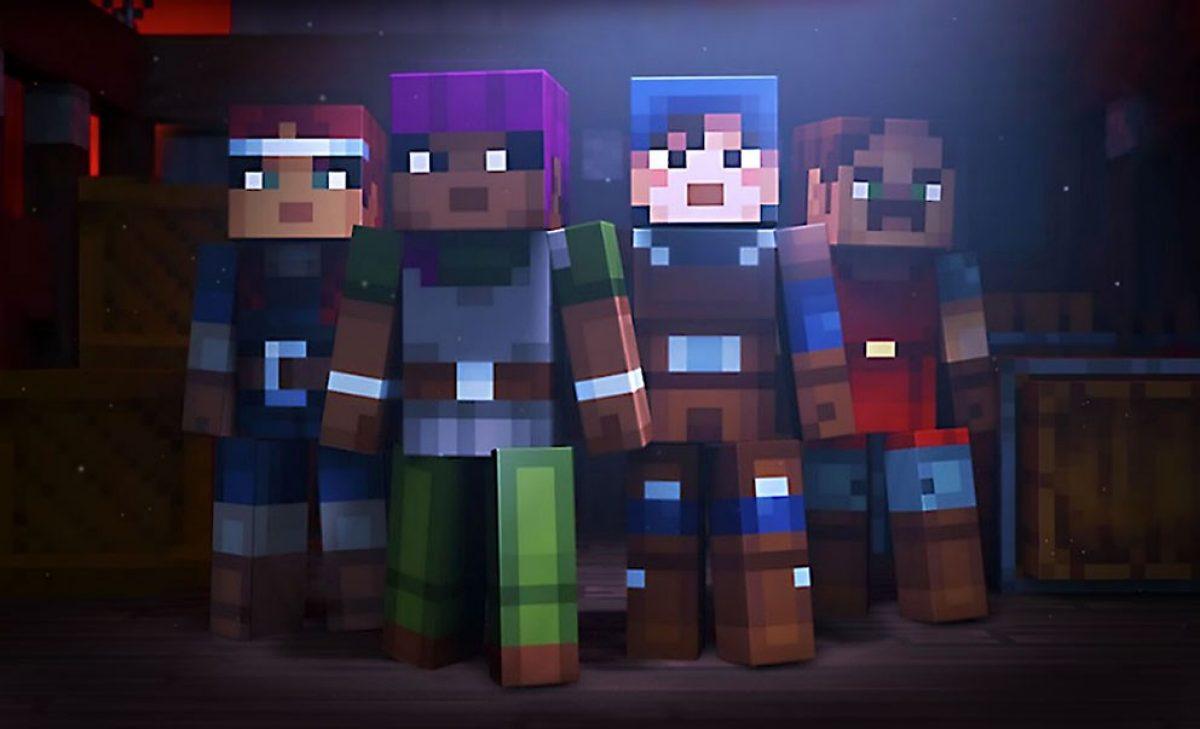 Minecraft Dungeons (Impressions)