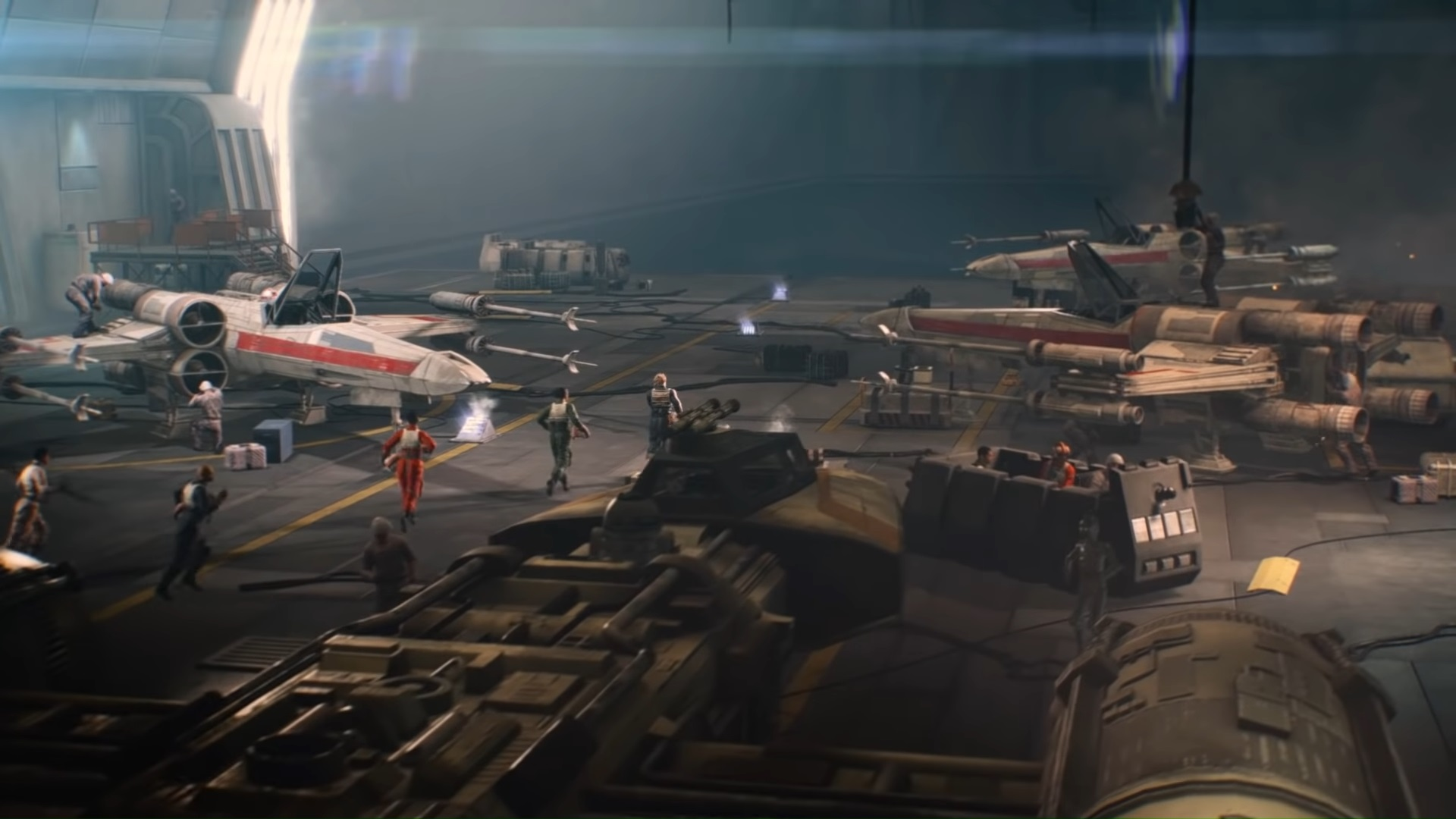 Star Wars Squadrons Gameplay Video