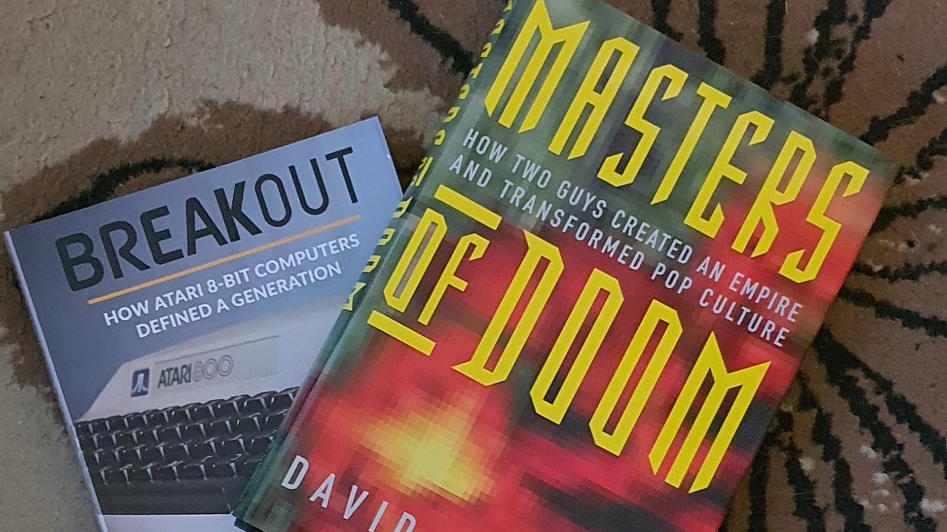 Homebound: A couple more Retro Gaming Books