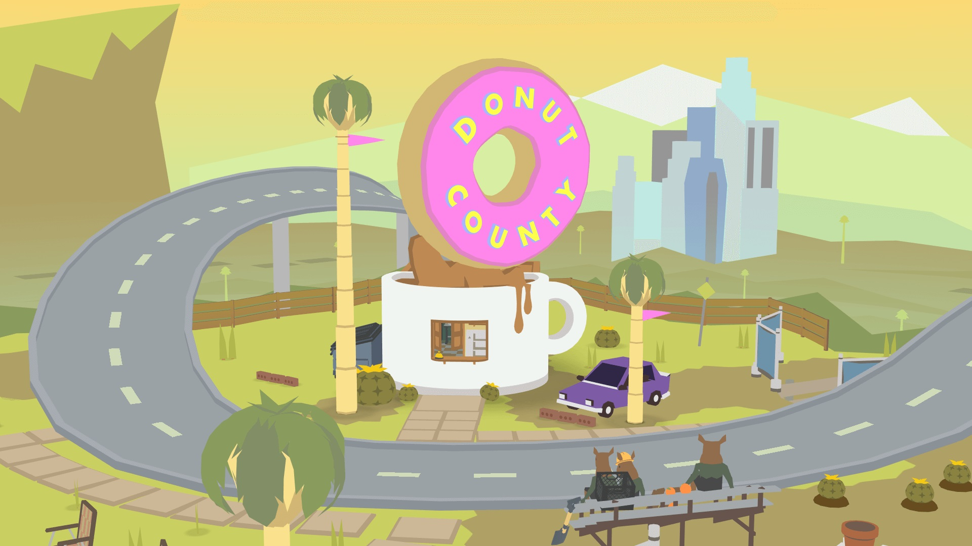 Donut County (Impressions)