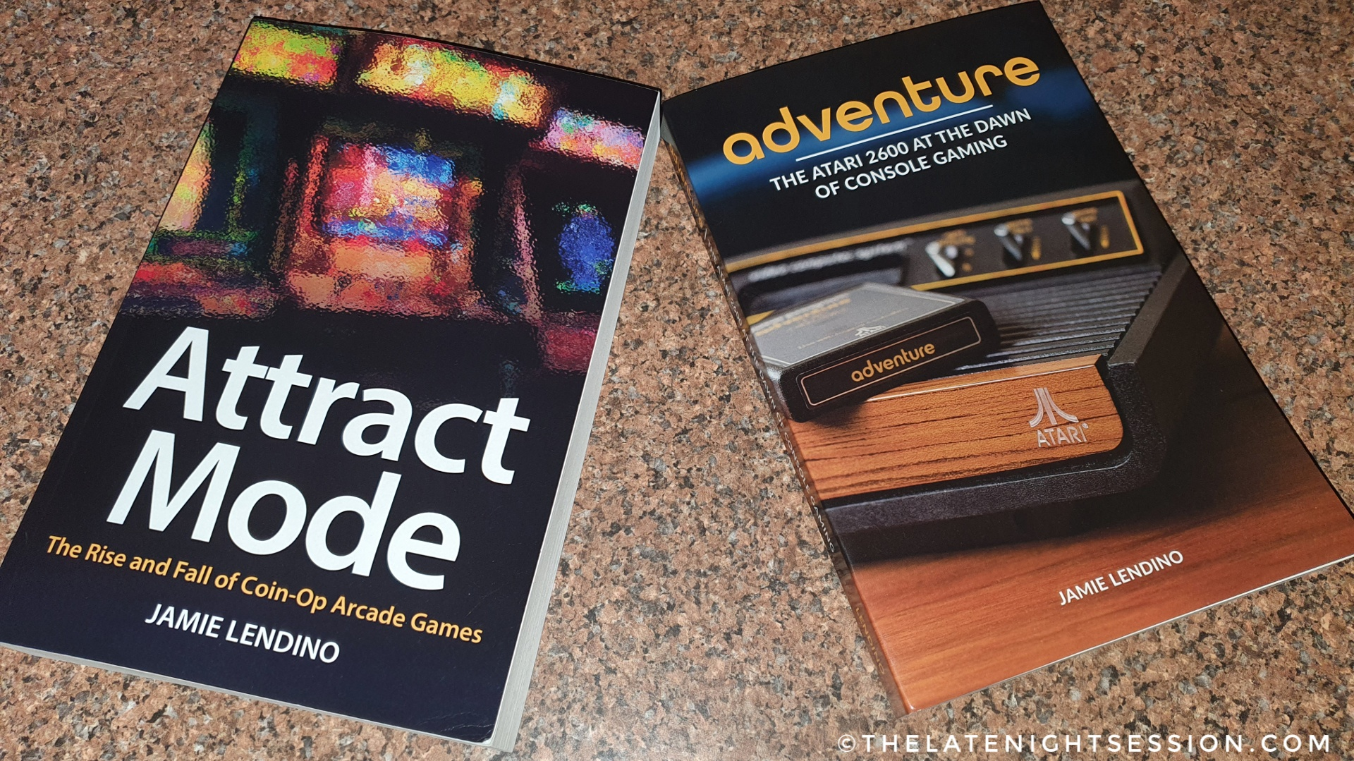 Homebound: Retro Gaming Books Part 3