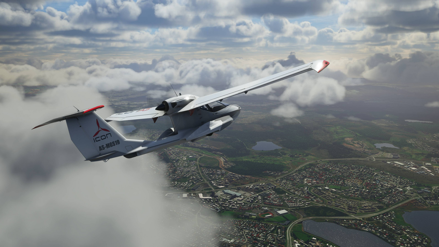 Microsoft Flight Simulator in VR on Quest 2 – improving image quality while retaining a smooth experience.