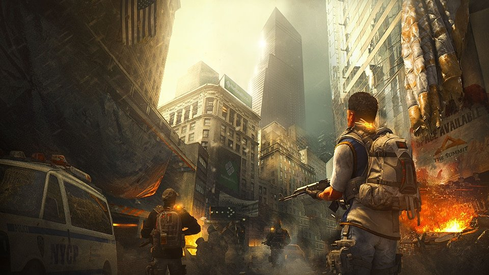 Are players missing out on The Summit in The Division 2?