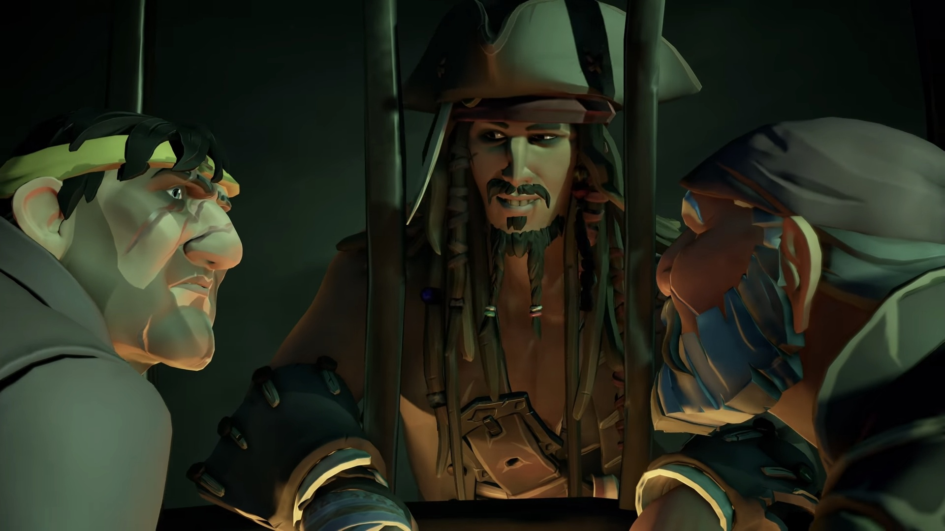Sea of Thieves: A Pirate's Life – A tale of two… tales