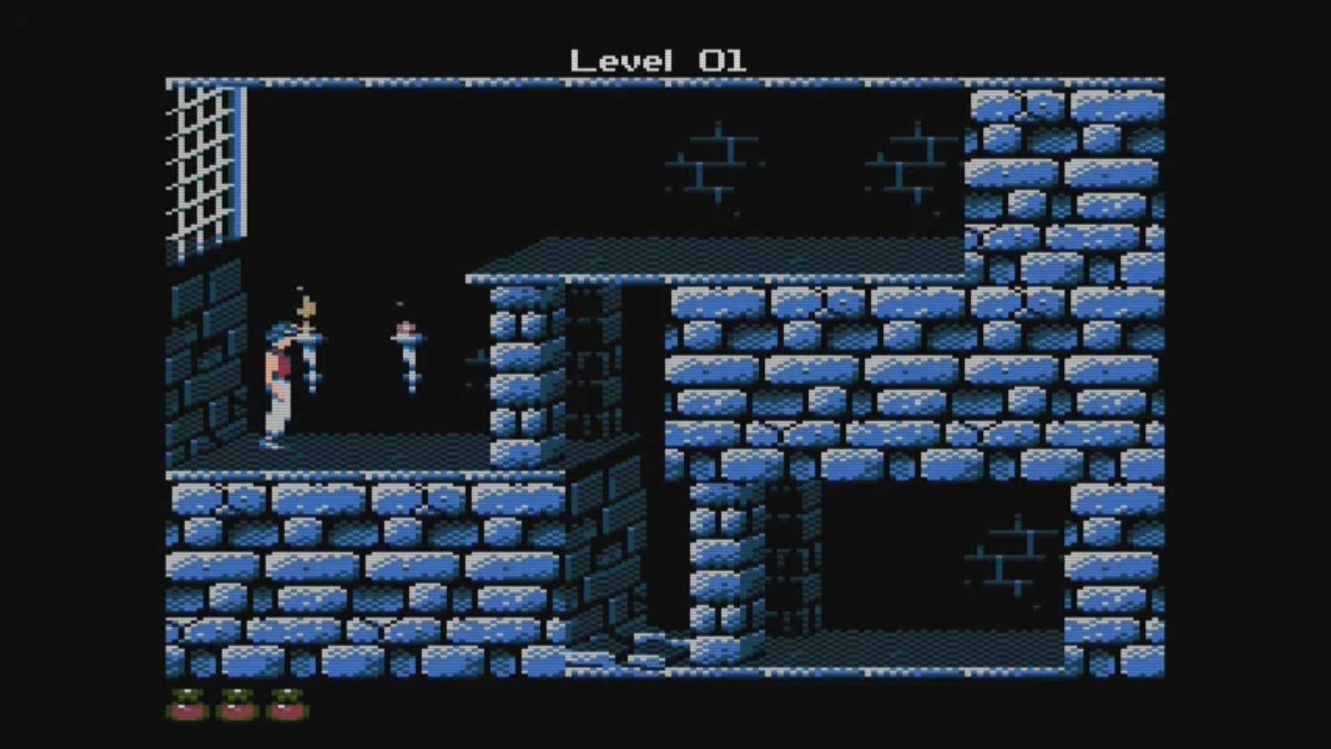 Prince of Persia on Atari 8bit is real… and it's awesome